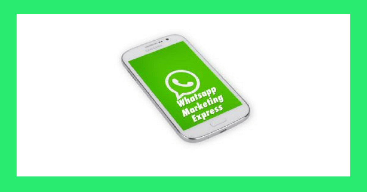 Curso Whatsapp Marketing Express – Como Vender Pelo Whatsapp de Forma Simples e Bastante Poderosa[GARANTIDO]